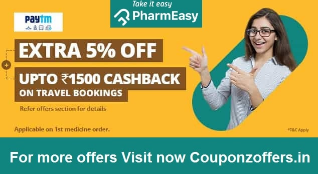 pharmeasy paytm offers