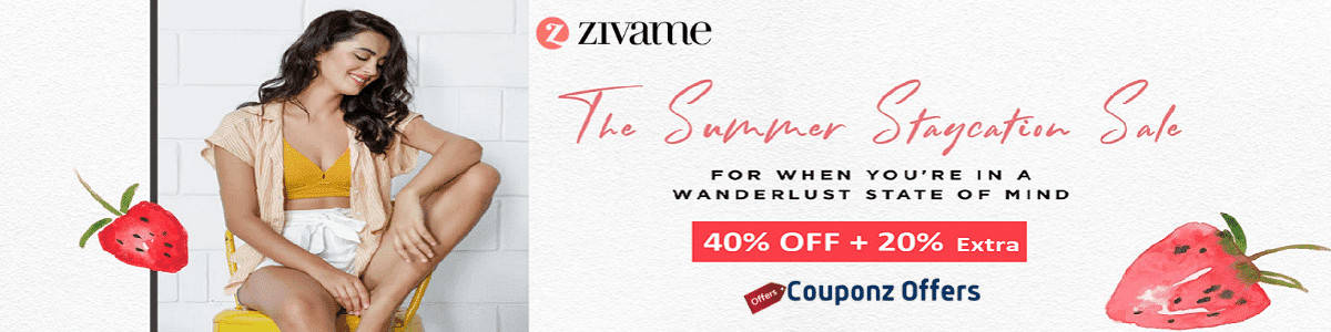 zivame summer sale