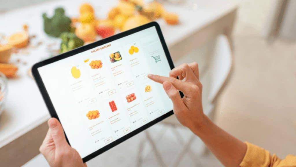 food order online benefits