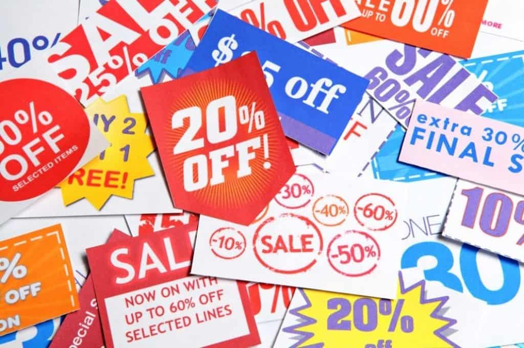 online shopping tips offers