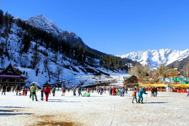 Most Beautiful Places To Visit In India In Winter